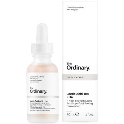 The Ordinary Lactic Acid 10%+HA  30ml