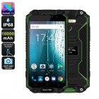 Oukitel K10000 Max Android Smartphone (Green)