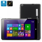 The PiPO 8 inch Quad Core Tablet PC with 2GB RAM 1280x800 resolutions  Windows 8 1 OS and front and rear cameras