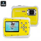 The Powpro Kfun PP J52 Underwater Camera is a great gizmo for your kids that allows them to shoot their own pictures during upcoming holidays