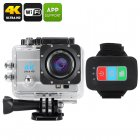 The Q3H waterproof sports action camera comes with 4K recording  Wi Fi  a wrist remote control  waterproof case and more