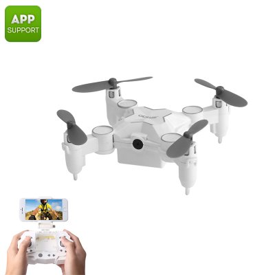 SMAO M1HS Mini Drone (White)