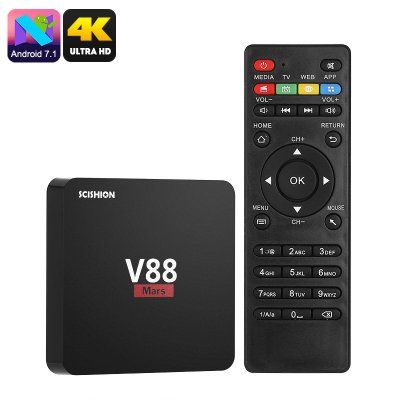 Scishion V88 Mars Android TV Box