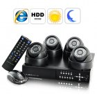 SecurONE Security Camera DVR Kit