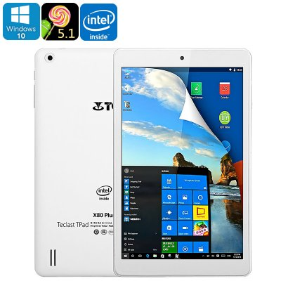 Teclast X80 Plus Dual-OS Tablet PC