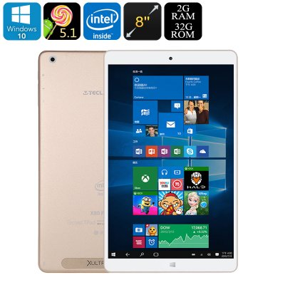 Teclast X80 Power Dual-OS Tablet PC