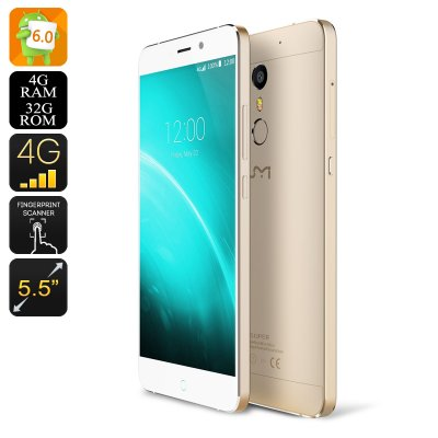 UMI Super Android Smartphone (Gold)