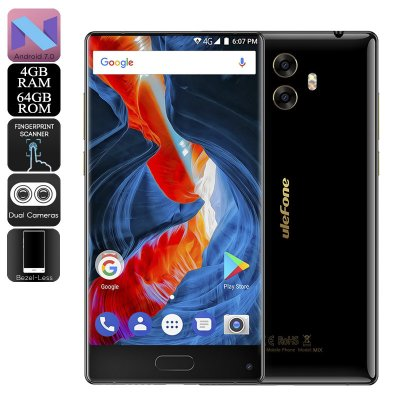 Ulefone MIX Android Phone (Black)