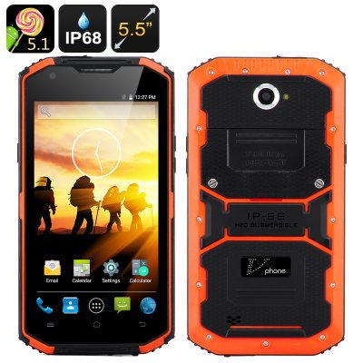 V Phone X3 Rugged Smartphone