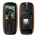 VK World Stone V3 Max Rugged Phone (Orange)