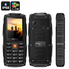 VKWorld New Stone V3 2.4 Inches IP68 (Black)