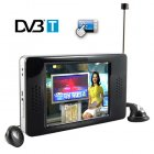 The World s Smartest Portable DVB T Digital TV has the strongest  most sensitive signal receiver of any device its size  so you can watch crystal clear digital