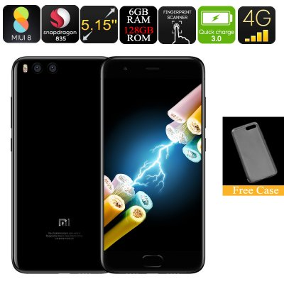 Wholesale Xiaomi Mi6 Android Smartphone Android Phone