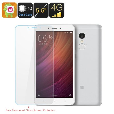 Xiaomi Redmi Note 4 16GB Smartphone (White)