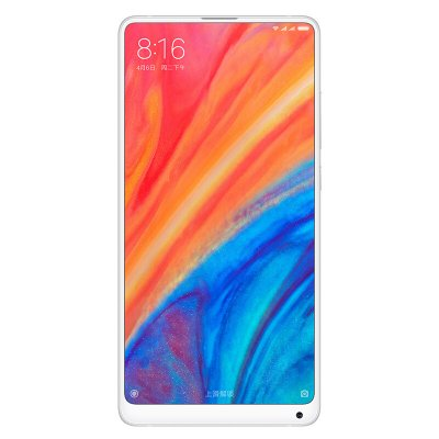 XiaomiMi Mix 2S Android Phone(6+64GB White)