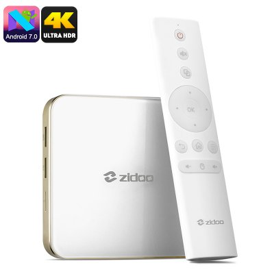 Zidoo H6 Pro Android TV Box