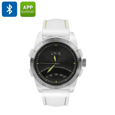 iMacwear Unik2 Smart Watch (White)