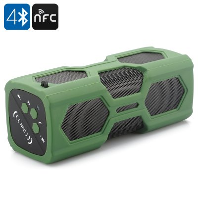 Portable Stereo Bluetooth V 4.0 Speaker