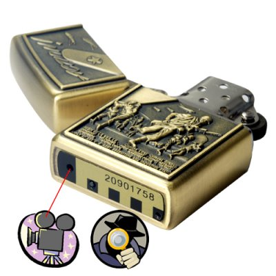 DVR Lighter (4GB Army Edition)