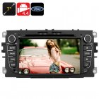 7 Inch Touchscreen Car DVD Player