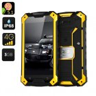 Conquest S6 Pro Rugged Smartphone (Yellow)