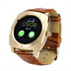 Iradish X3 Smartwatch (Gold)