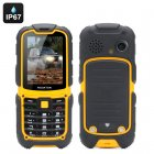 Mfox J1 Rugged Phone