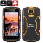 No1 X1 Rugged Smartphone (Yellow)