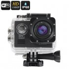 SJ9000 Wi-Fi HD Action Camera (Black)