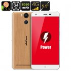 Ulefone Power Smartphone (Wooden)
