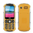 "Bar Phone ""Vogue S6"" (Yellow)"