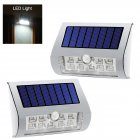 Solar Powered Outdoor LED Lights