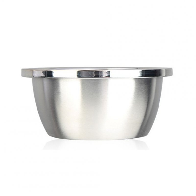 Thicken Colander Strainer Basin Cooker Utensil Mixing Bowl Kitchen Tool Rice Sieve Fruit Washing 304 stainless steel basin