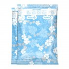 Thicken Compressed Vacuum Bag for Clothes Quilt Wardrobe Organize blue_70*50cm