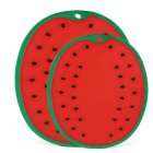 Thicken Watermelon Shape Chopping Board for Home Vegetable Fruit Cutting Meat Cutting Mat large