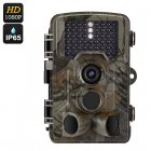 This 1080P Digital Trail Camera lets you capture stunning FHD wildlife footage throughout all four seasons  Perfect for hunters and outdoor enthusiasts