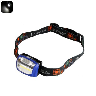COB LED Headlight (Blue)