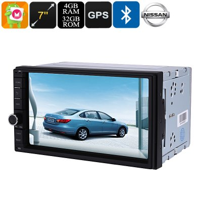 2 DIN Car Media Player