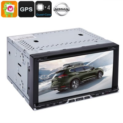 Wholesale 2DIN Car DVD Player Universal Nissan From China