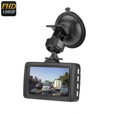 Full-HD Car DVR Camera
