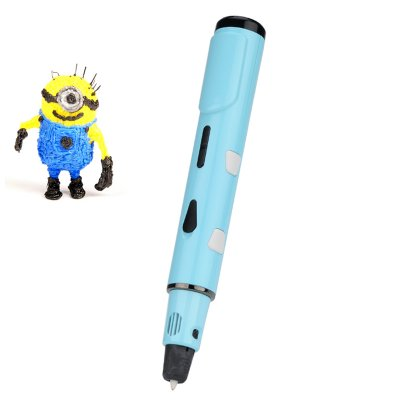 3D Stereoscopic Printing Pen (Blue)