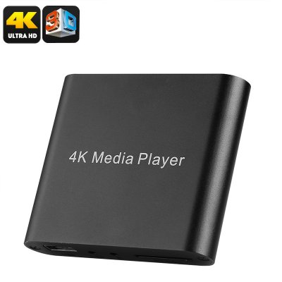 Mini 4K Media Hub For TV
