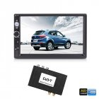 7-Inch Car Media Player With DVB-T Box