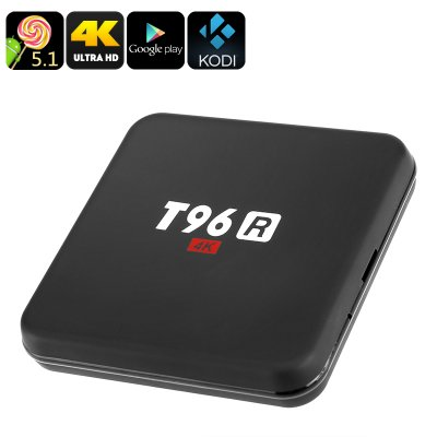 4K Android TV Box T96R
