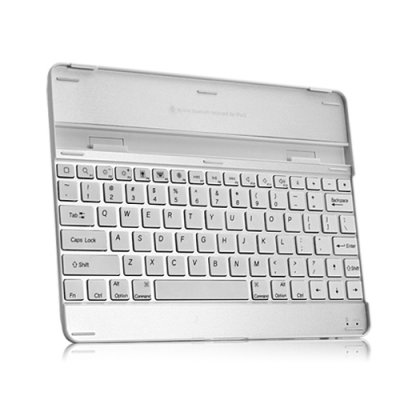 Ultra-Thin Bluetooth iPad 2 QWERTY Case