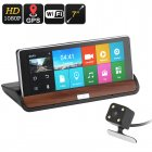Car DVR Kit With GPS Navigation