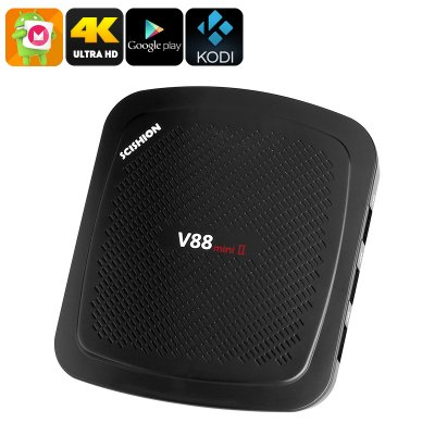 Android TV Box Scishion V88 (2GB RAM)