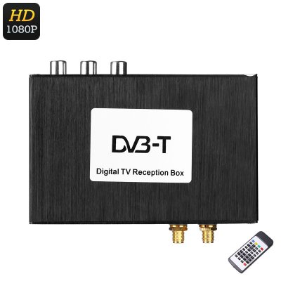 Digital TV Receiver Box