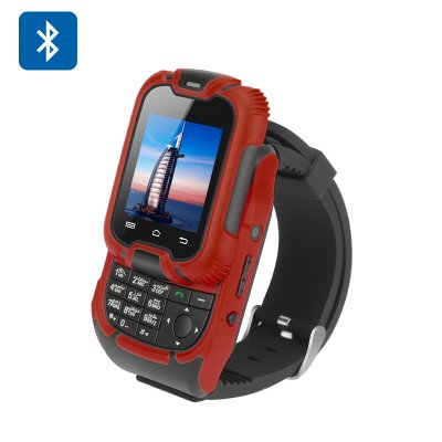 Dual SIM Watch Phone with Keyboard