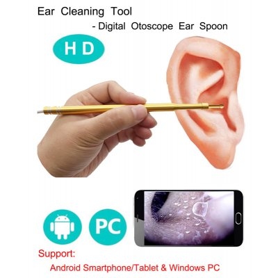 Ear Cleaning Scoop